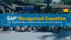 Recongized Expertise SAP
