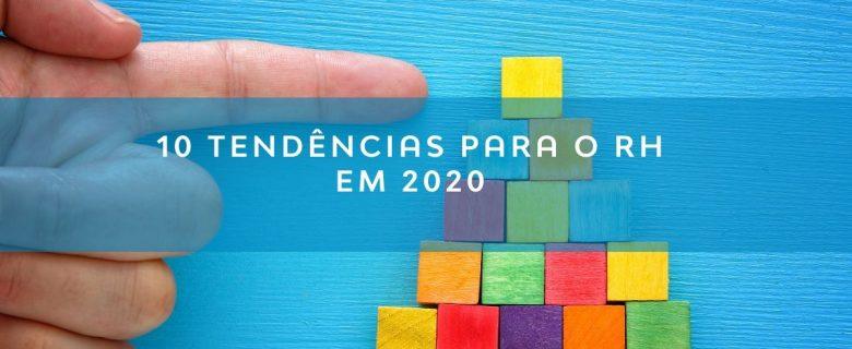 tendências para RH 2020